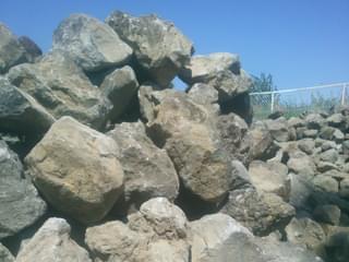 鳥海石の仕入れ
