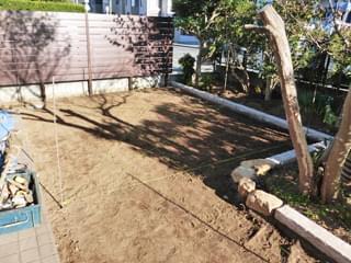 掘削レベルを計測して土を搬出