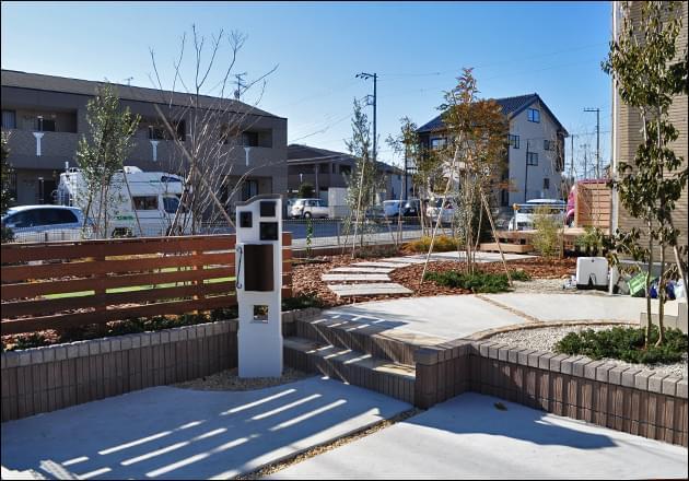 広い庭を活かす洋風ナチュラルのデザイン
