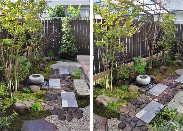 物静かな雰囲気を感じさせる和庭の表情