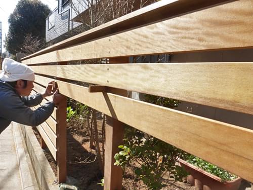 高耐久な木材