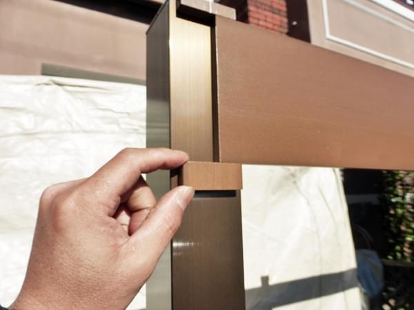 薄型スリムな樹脂板材