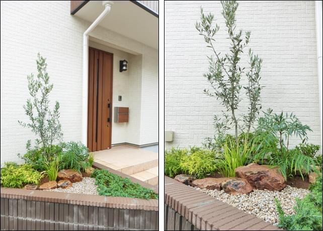 お住まいを美しく飾る小庭のデザイン