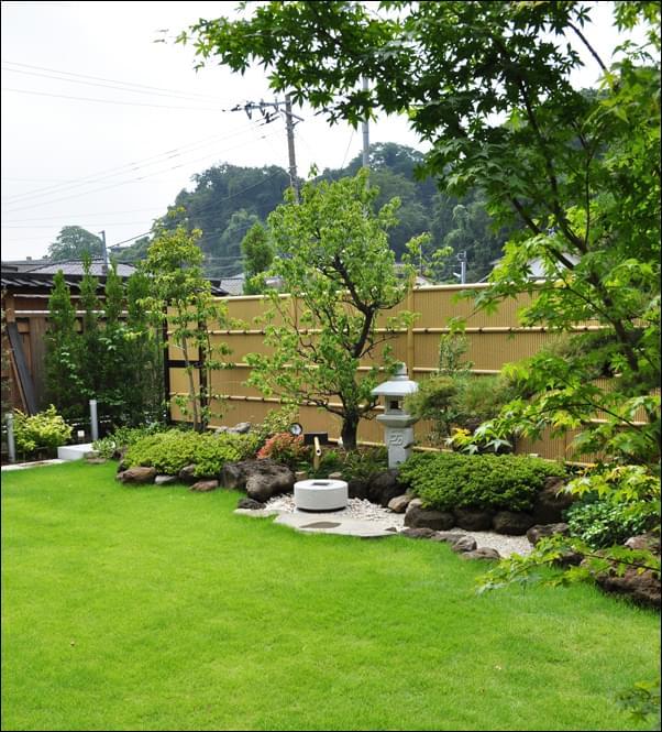 和風の庭にこそ必要な「空間デザイン」