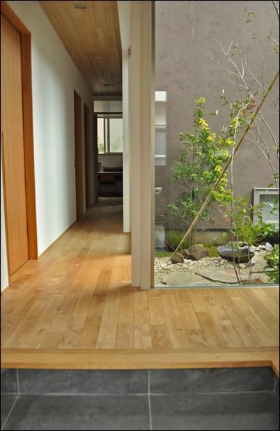お住まいの設計を活かす作庭:世田谷区K様邸